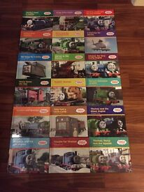 Selection of Thomas the tank engine books