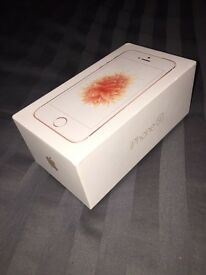 iPhone SE BRAND NEW NEVER USED