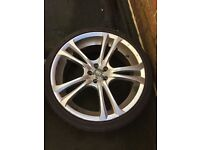 """Audi VW Toyota Lexus MG 19"""" Alloy Wheels Alloys Rims"""