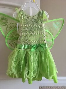 Fairy costume size 2-3