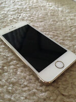 Factory Unlocked Mint 64GB iPhone 5S GOLD - Any Carrier(WIND)OBO