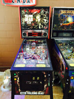 Trade your Pinball Machine for a another one at Pinball Outlet