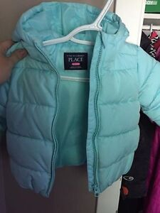 Childrens place puffer coat 18 -24  months