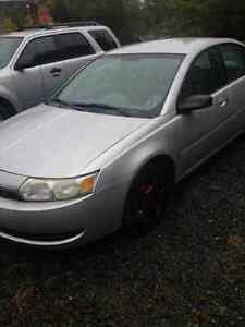 2003 Saturn Ion Parts or Fixer Upper