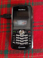 Rogers Blackberry Cell Phone