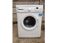 Beko 8kg washing machine only 2 times used is new condition full working