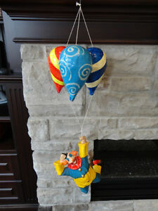 Authentic Mexican Made Paper Mache Clown in a Barrel Kitchener / Waterloo Kitchener Area image 6