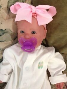 Reborn Preemie Baby Girl Doll suitable for young kids!