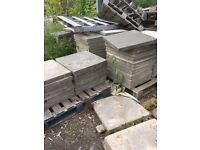 Concrete/Patio/Paving Slabs £2 a slab BARGAIN