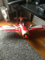 E-Flite Carbon Yak-54 WITH controller