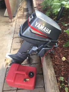 Want to buy Yamaha 2 stroke outboard 6-9.9HP Long shaft