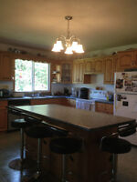 House For Sale On Beautiful Country Acreage