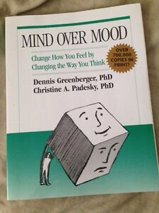 Mind Over Mood workbook London Ontario image 1