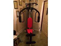 WEIDER PRO 4500 Home Gym