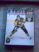 Mario Lemieux 1992 300 Piece Poster Puzzle  Sealed as New