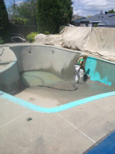 Swimming Pool Repair Services