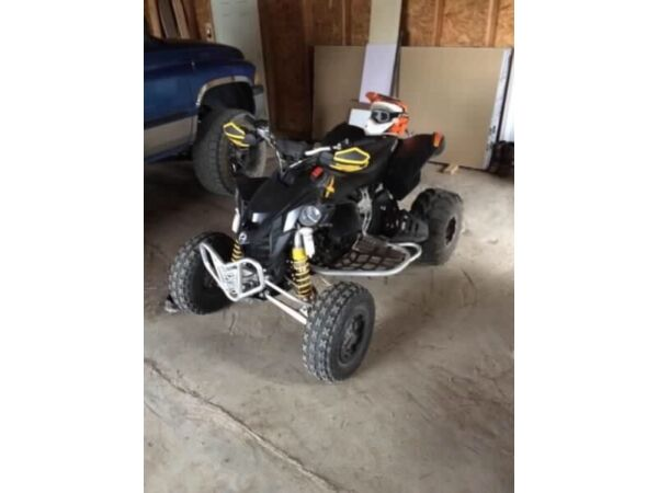Used 2008 Can-Am ds450x