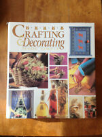 Crafting & Decorating Made Simple DIY projects: COMPLETE SET