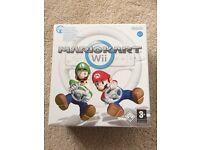 Mario Kart Wii & Wheel