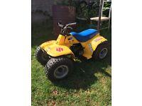 Genuine LT50 kids quad for sale