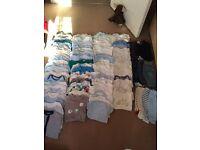 Baby boy bundle 0-3 months old