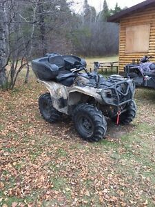 2011 Yamaha Grizzly 700 Special Edition EPS FI