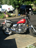 Honda Shadow VT500