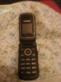 samsung E1190 mobile phone for sale