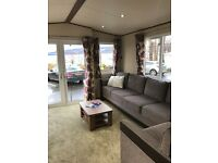 ⭐️STUNNING TOP OF THE RANGE HOLIDAY HOME WITH FRONT PATIO DOORS🌟
