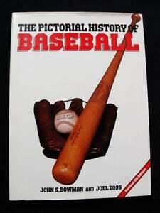 Baseball - The Pictorial History Of - John S. Bowman Loganholme Logan Area Preview