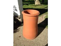 Chimney pot/ planter