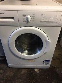 Beko white washing machine 5kg
