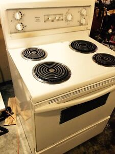 coil top kenmore stove