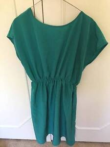 Asos maternity dress in teal, size UK 12 Lane Cove North Lane Cove Area Preview