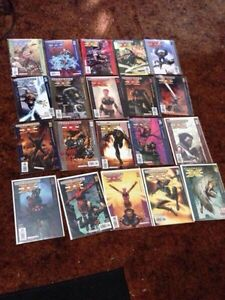 Complete Ultimate X-men run w/annuals and mini-series Windsor Region Ontario image 2