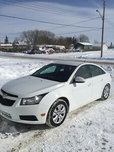 For sale 2012 Chevy Cruze LT