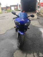 Yamaha R6 1999 15000km