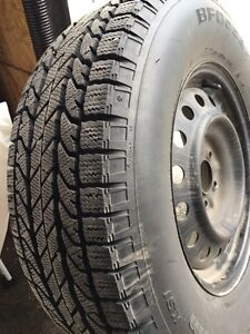 Winter Tires 235 70 R16 Bf Goodrich Winter Slaloom KSI