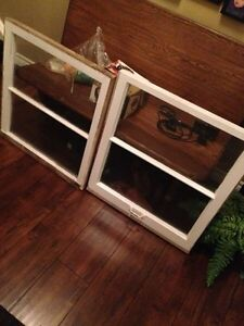 Older WOOD Windows, in great shape, for decor project, $5/each