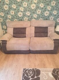 Nelson 3 seater sofa & chair