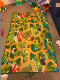 Play Mat (Farm Design) By Toys R us for kids