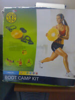 Gold's Gym Boot Camp Kit