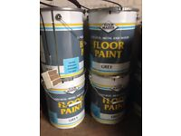 Paint Master Grey Floor Paint (20L Drums)