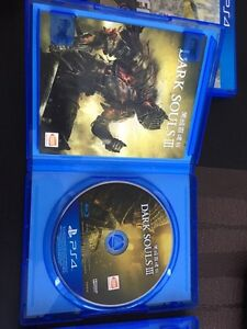 Selling PS4 games darks soul 3, uncharted 4 London Ontario image 6