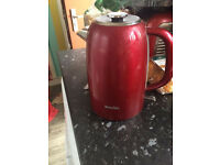 red breville kettle