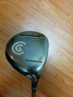 Cleveland Launcher 400 Right Hand Driver