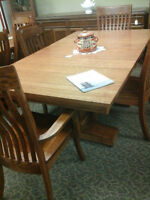 Mennonite Custom Furniture Dining Tables