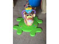 Tigger bounce & spin