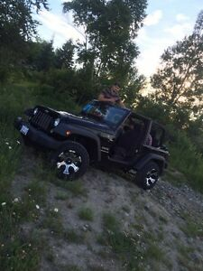 JEEP WRANGLER 2016 SOFT TOP SELL OR TRADE