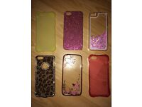 x6 iPhone 5/5s cases